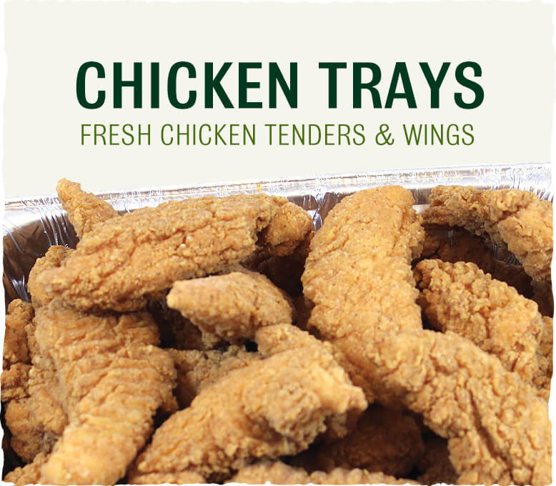 Chicken Trays